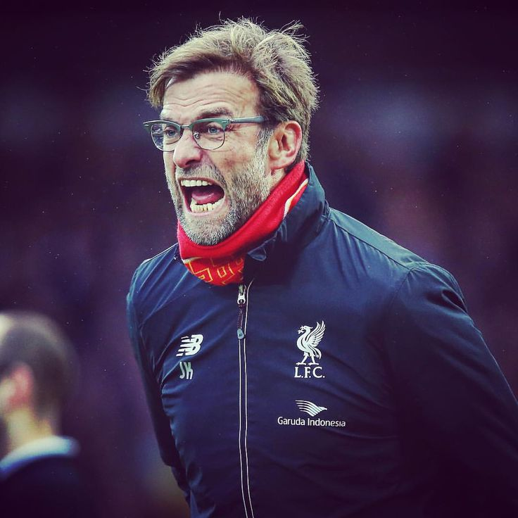 """Jürgen Klopp: """"We are angry at ourselves. If you fight with 95 per cent, it's not enough."""" #LFC"""