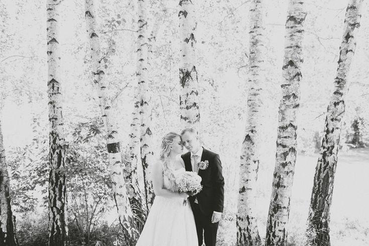 Bröllop på Stora Skuggan, Stockholm | Fotograf Elin Ivemo