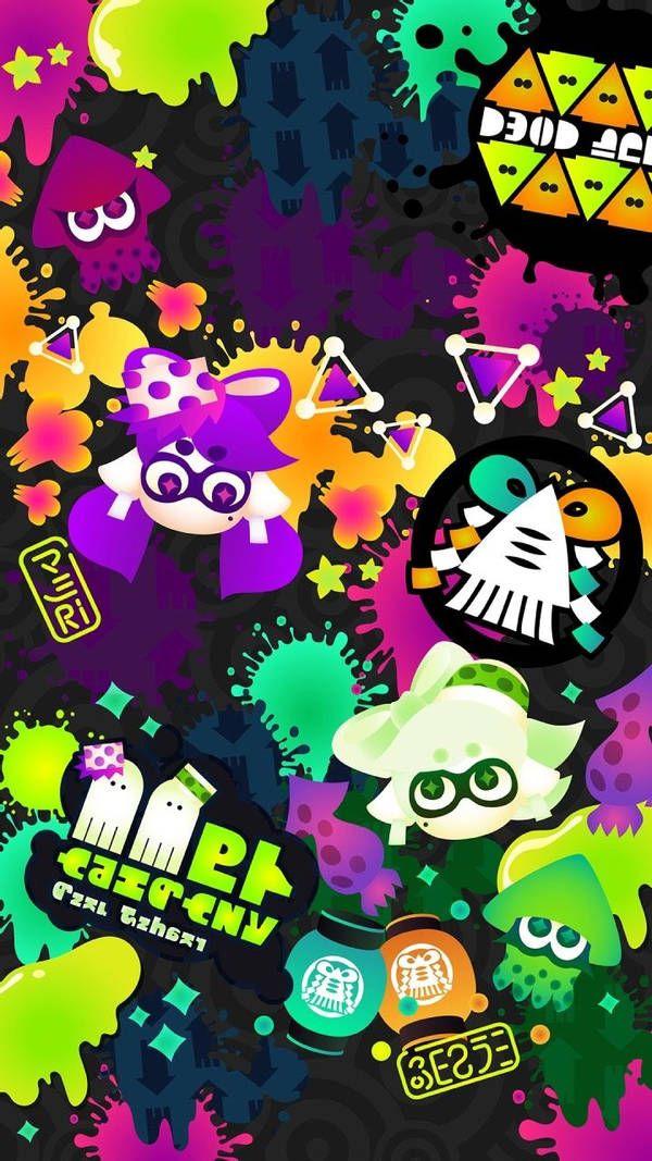 Download Nintendo Wallpaper Splatoon Nintendo Splatoon Callie And Marie