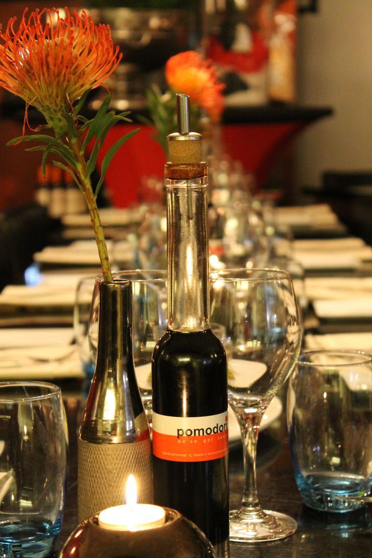 Dineren bij Pomodori