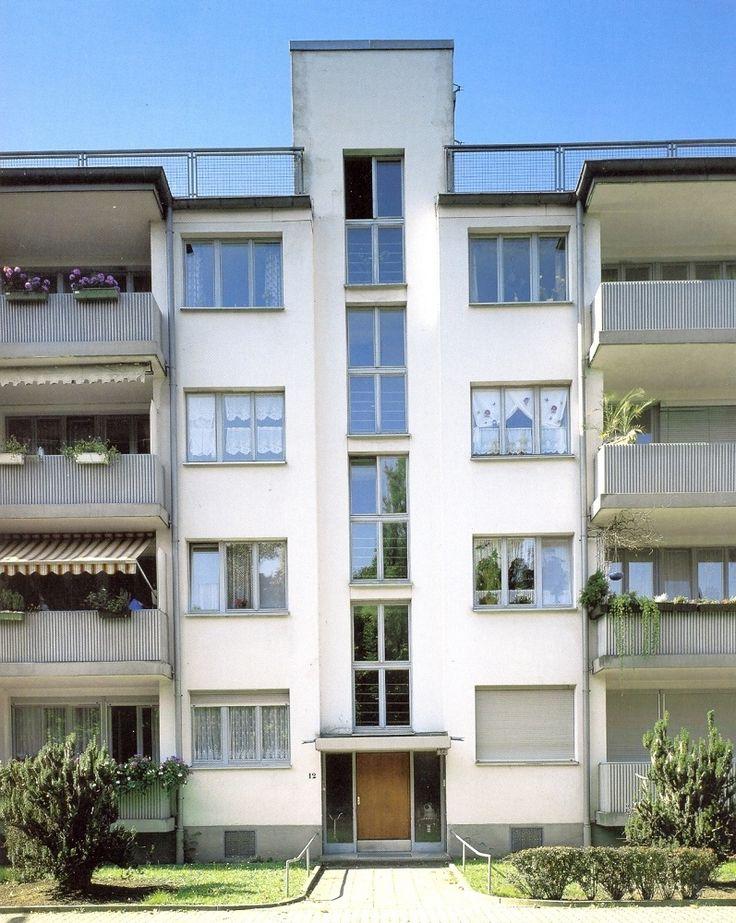 Баухауз - Архитектурные стили - Дизайн и архитектура растут здесь - Артишок