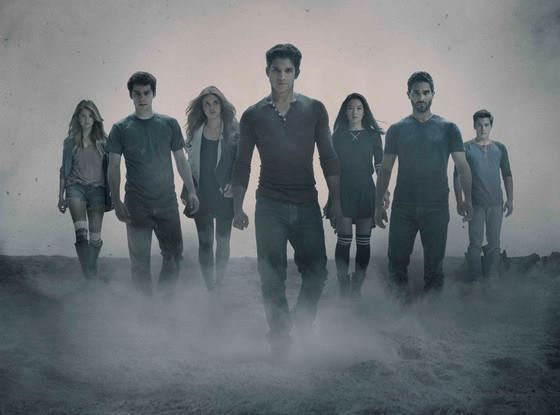 Elenco regular da 4ª temporada de Teen Wolf!