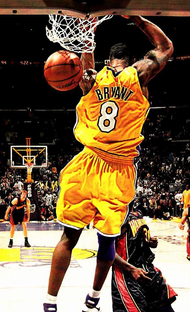 kobe backwards dunk