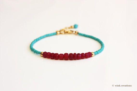 Friendship bracelet layering bracelet karma by WINK jewellery www.wink-jewellery.com