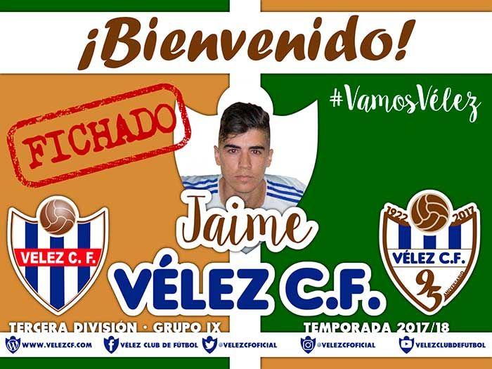 El mediocentro de 18 años, se incorpora a la entidad del Decano (ya jugó el primer partido de pretemporada ante el filial del Málaga CF) procedente del Juvenil de Liga Nacional de la Escuela Francisco Castejón, donde disputó la temporada pasada 21 partidos en los que materializó 8 goles.