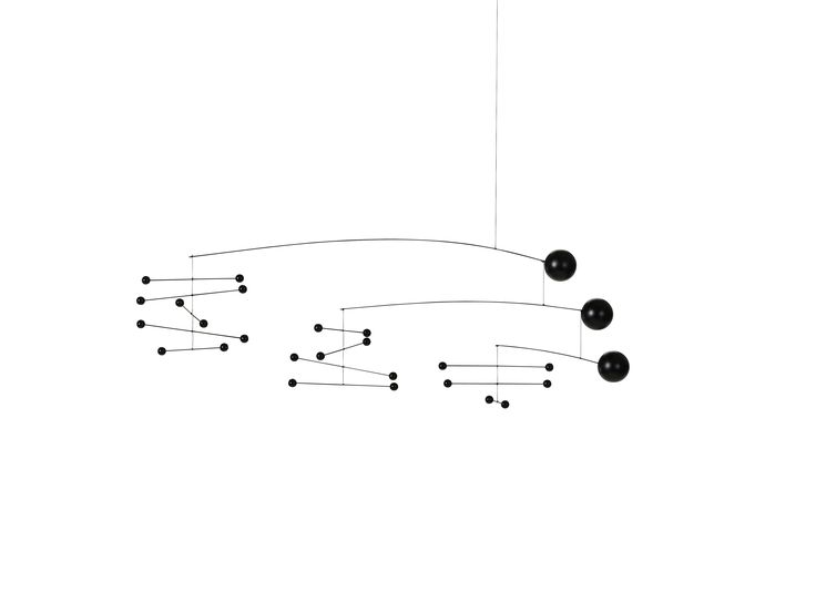 Symphony in Three Movements by Flensted Mobiles