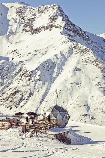 #Winterbar in #Badgastein via: Das Regina Hotel in Salzburger Land, Austria