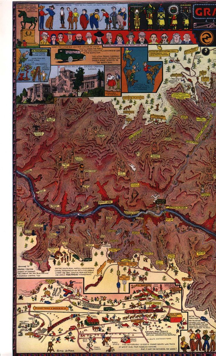 Best Images About Maps Real And Imaginary On Pinterest - Jo mora los angeles map