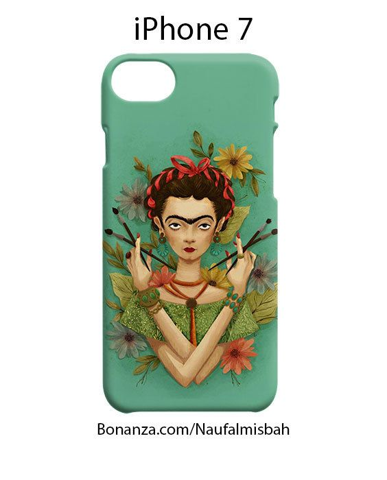 Frida Kahlo iPhone 7 Case Cover Wrap Around