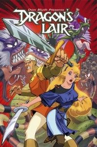 Dragon's Lair Game Review: Dragon's Lair is an arcade game. It was published by Destineer, announced a partnership with the Digital Leisure Inc. to develop Dragon's Lair trilogy, & will be bringing 3 arcade games that became a cult classic to Wii this fall. You can experience all 3 of the classic arcade game titles created by the legendary animator Don Bluth.