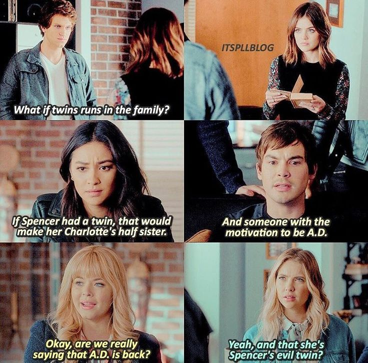 Pretty Little Liars Season 7 #EndGame