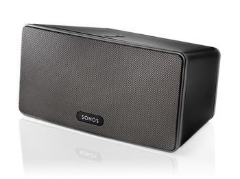 Rock our room with Sonos Play 3 Black