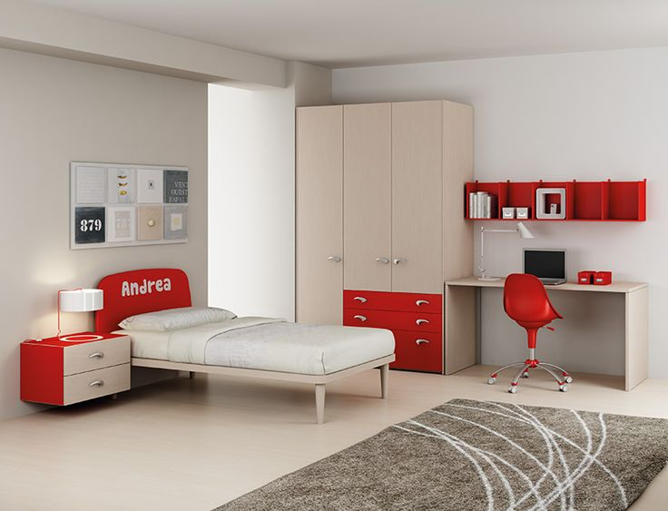 #Arredamento #Cameretta Moretti Compact: Catalogo Start Solutions 2013 >> LH23 http://www.moretticompact.it/start.htm