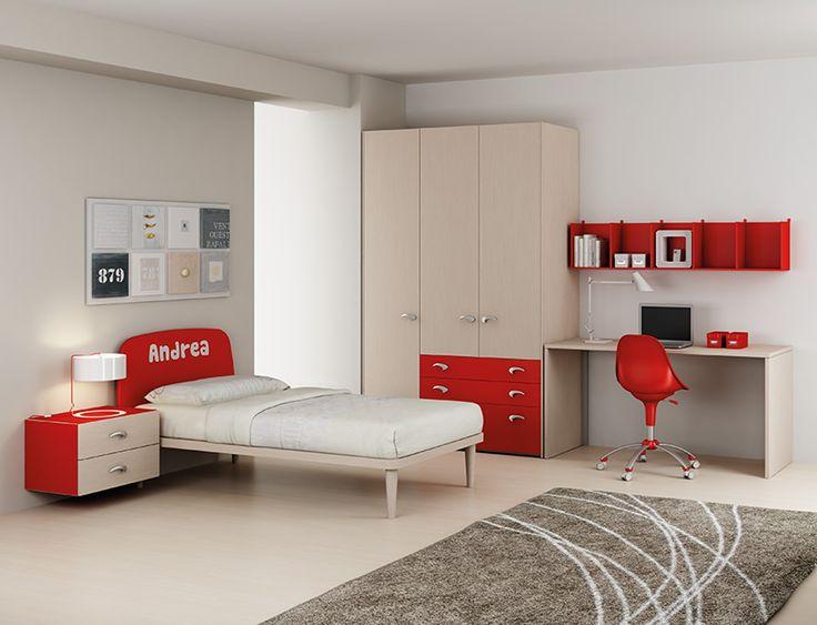 #Arredamento #Cameretta Moretti Compact: Catalogo Start Solutions 2013 >> LH23 http://www.moretticompact.it/start.htm