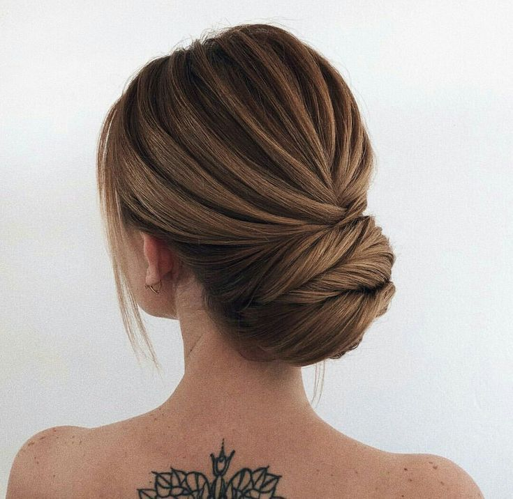 Updo hairstyle – wedding hairstyle