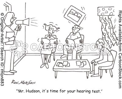Audiology joke
