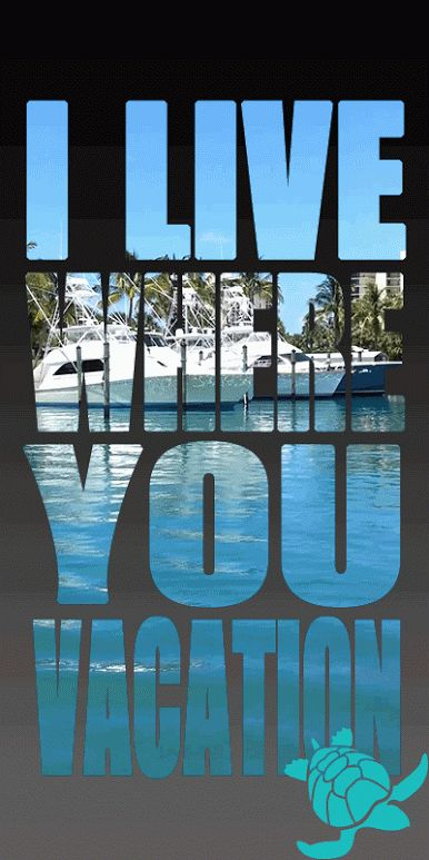 I live where you vacation - WFPCC Employee Blogs |a Jupiter Real Estate Company