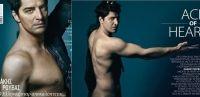 ΚΟΛΑΣΗ !!! Ο Σάκης Ρουβάς ημίγυμνος και πιο σέξι από ποτέ !!! (φωτο)