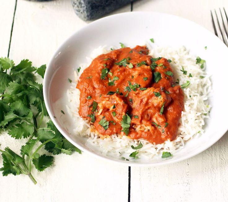 how to make chicken tikka masala less spicy