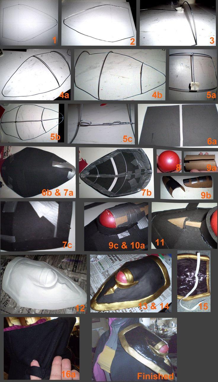Shoulder Armor instructions by ~shadowcat-666 on deviantART