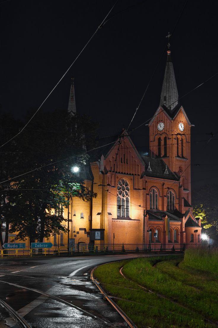 Kościół NSPJ - Bytom Szombierki