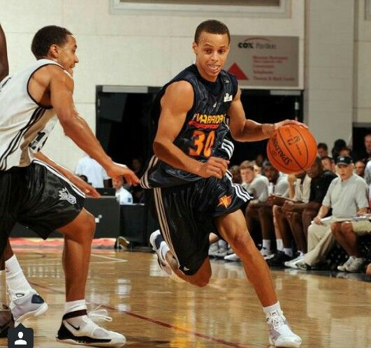 Rookie Year Stephen Curry