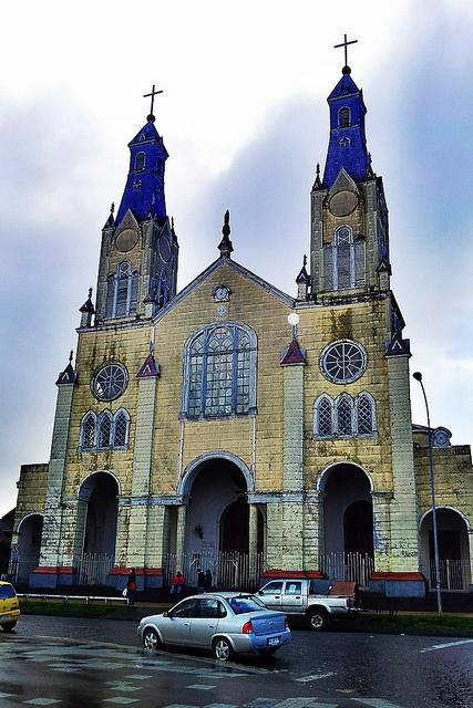 Iglesia de Castro, via Flickr.
