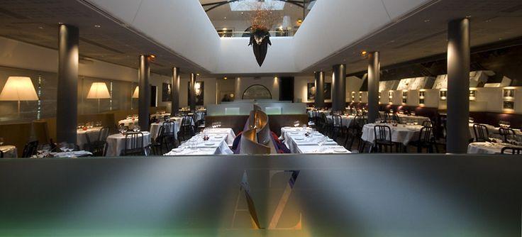 Restaurant Alcazar Paris - Saint Germain des Prés - Mezzanine et club