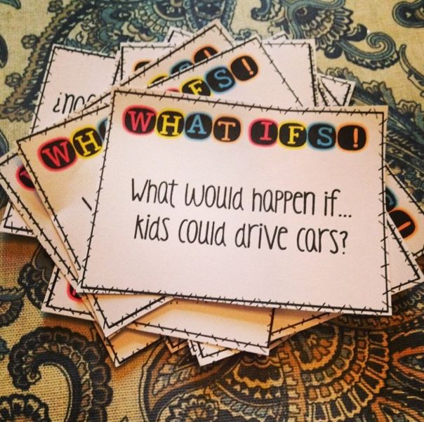 he Wonder Workshop is a partner activity. Students will choose two cards from the pile, and each student will ask their partner to generate questions about the topic on their card. I would record the answers manually, or I could video tape or tape record the interview and dictate the responses later. You could have your students create news clips about their interviews and share the multimedia clips with the class, or you could simply opt for a group discussion to share new learnings.