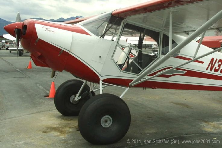 Piper Pa 12 Super Cruiser Pictures And Information Bush