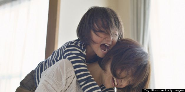 5 Good Things About Single Parenthood