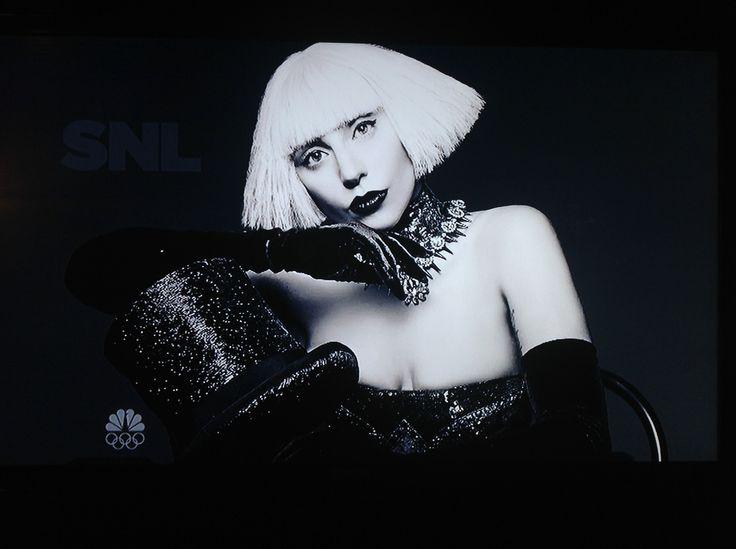 Lady Gaga SNL host guest