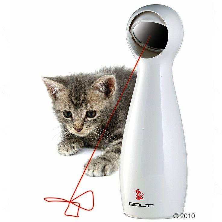 Animalerie  Jouet laser FroliCat Bolt Laser pour chat  1 jouet laser