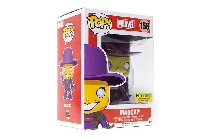POP! Marvel: Madcap [Metallic]