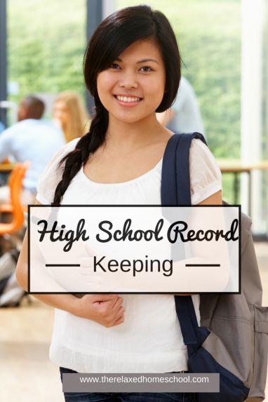 Learn how to preserve data for highschool homeschoolers!