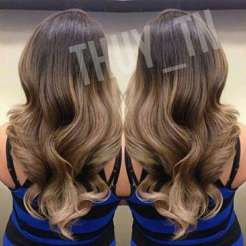 My Current Hair Situation July 22nd 2014 Ombre For Brunettes Cool Ashy Tones Sk 248 Nhed