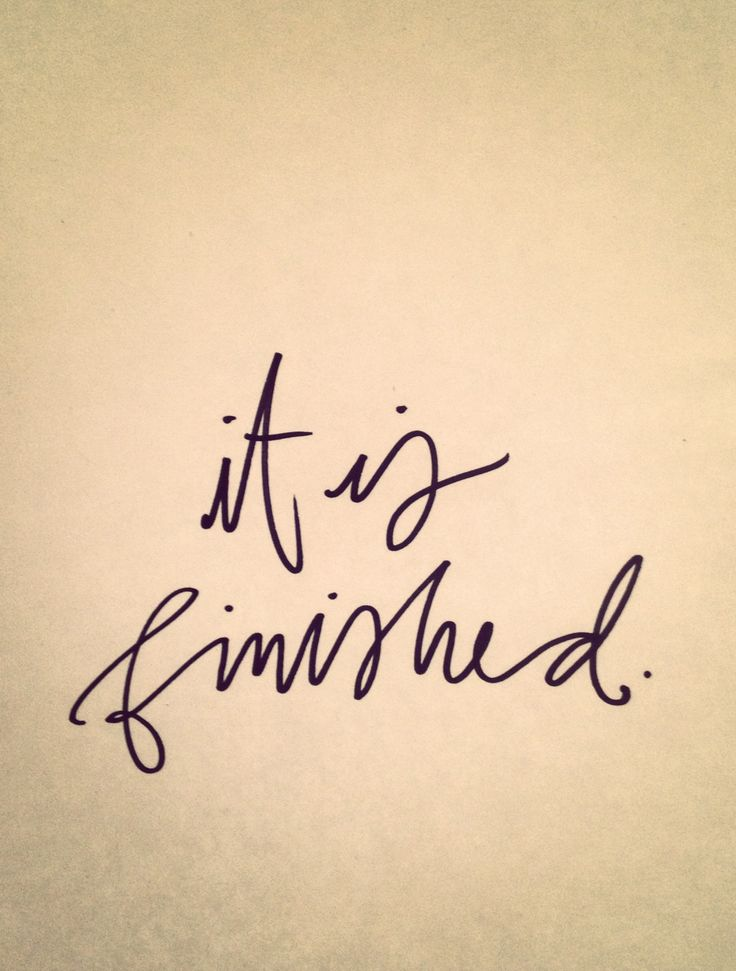 Love these three simple words and how incredibly life changing they are.