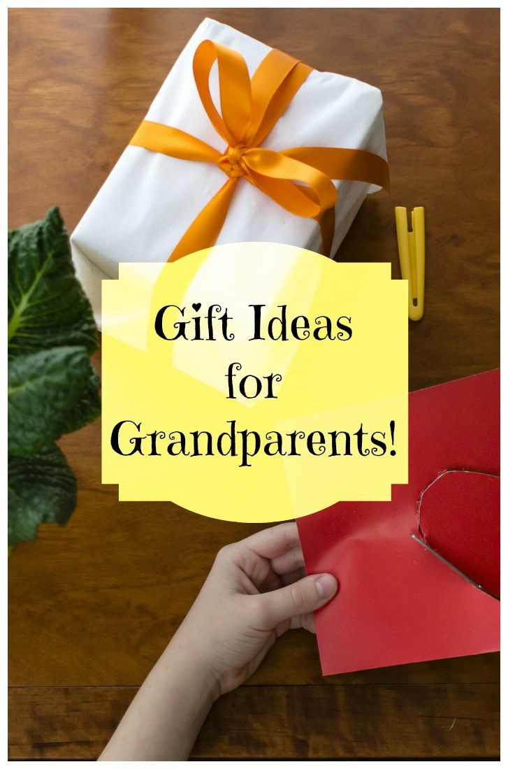 Birthday Gift Ideas for Grandma and Grandpa From the Heart ...