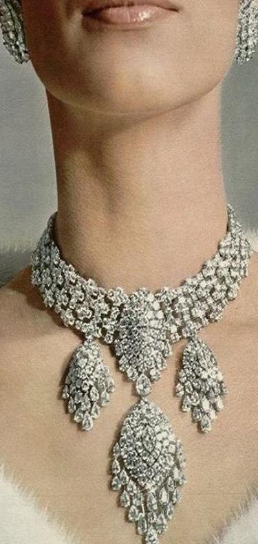 ✧✧✧Cartier Vintage Diamonds Darling... ✧✧✧                                                                                                                                                                                 More