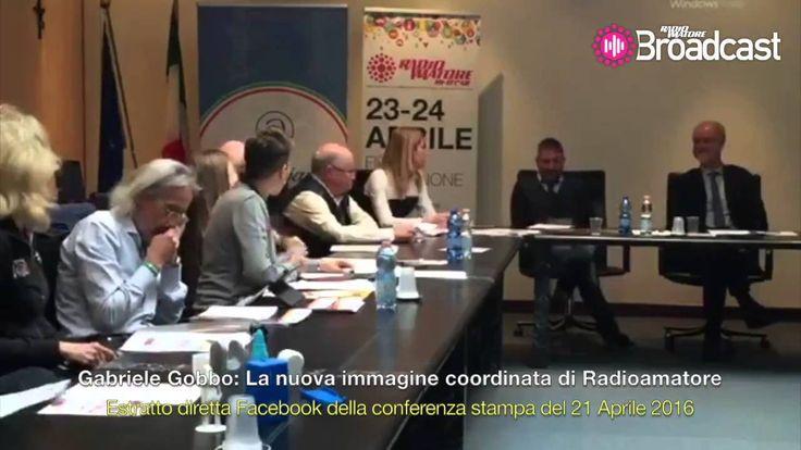 Gabriele Gobbo: La nuova immagine coordinata di Radioamatore