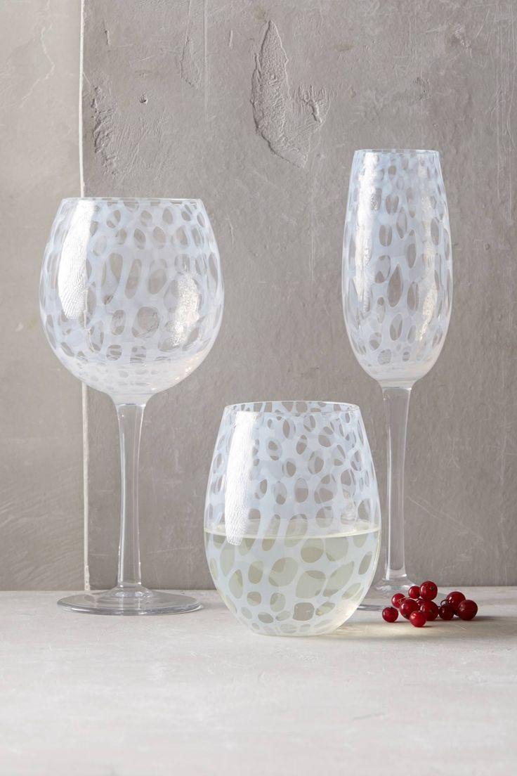 Slide View: 2: Treillage Weinglas ohne Stiel