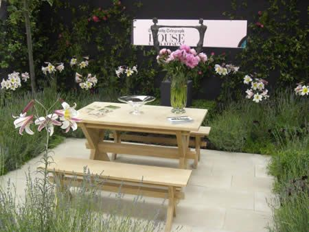 House & Garden Fair 2007 | Projects | Richard Miers - Garden Design