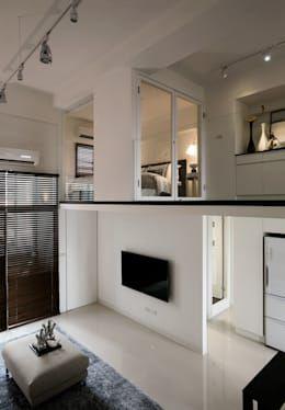 夾層設計 22 個寬敞又明亮的美麗範例 夾層屋 Home Decor Kitchen Cabinets