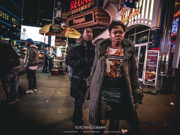 """""""Pleasures"""" - New York Streets"""