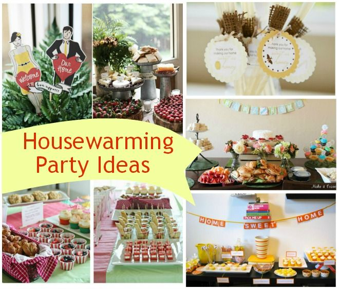 Housewarming Party Ideas Housewarming Party