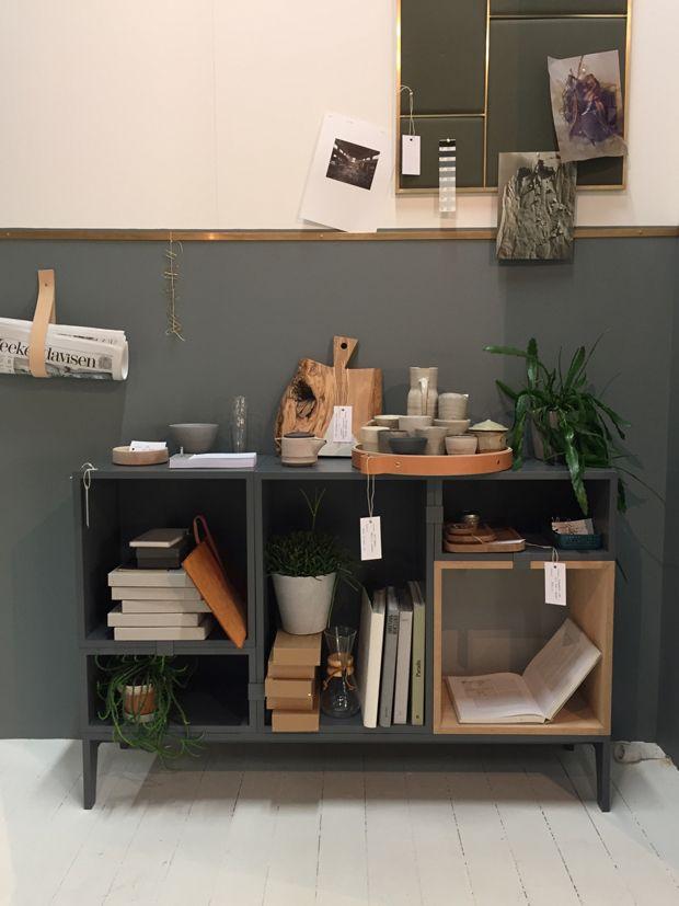 Purple Area: Stockholm Furniture Fair - the trend exhibition