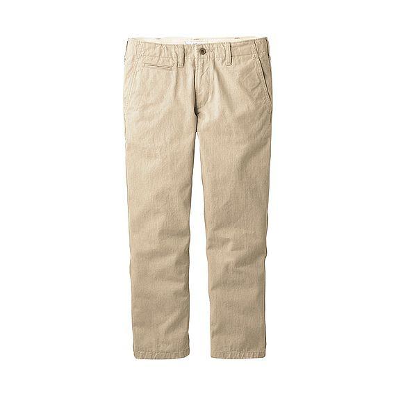 UNIQLO DONNE CHINO pantaloni corti