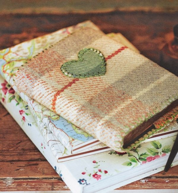 Children S Fabric Book Cover : Fabric cover for your diary crafts pinterest