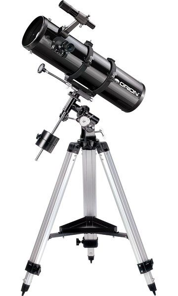 Orion 09007 SpaceProbe 130ST Equatorial Reflector Telescope (Black)