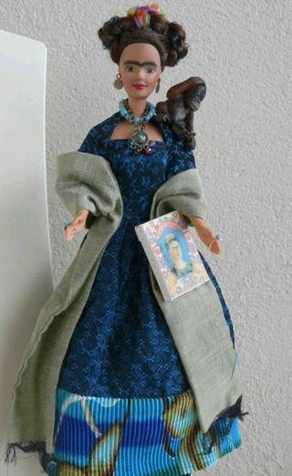 """Frida Kahlo """"Barbie Doll"""""""